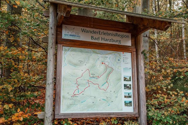 Kästeklippentour Bad Harzburg  Premiumwanderung Harz  Wandern-Harz 03