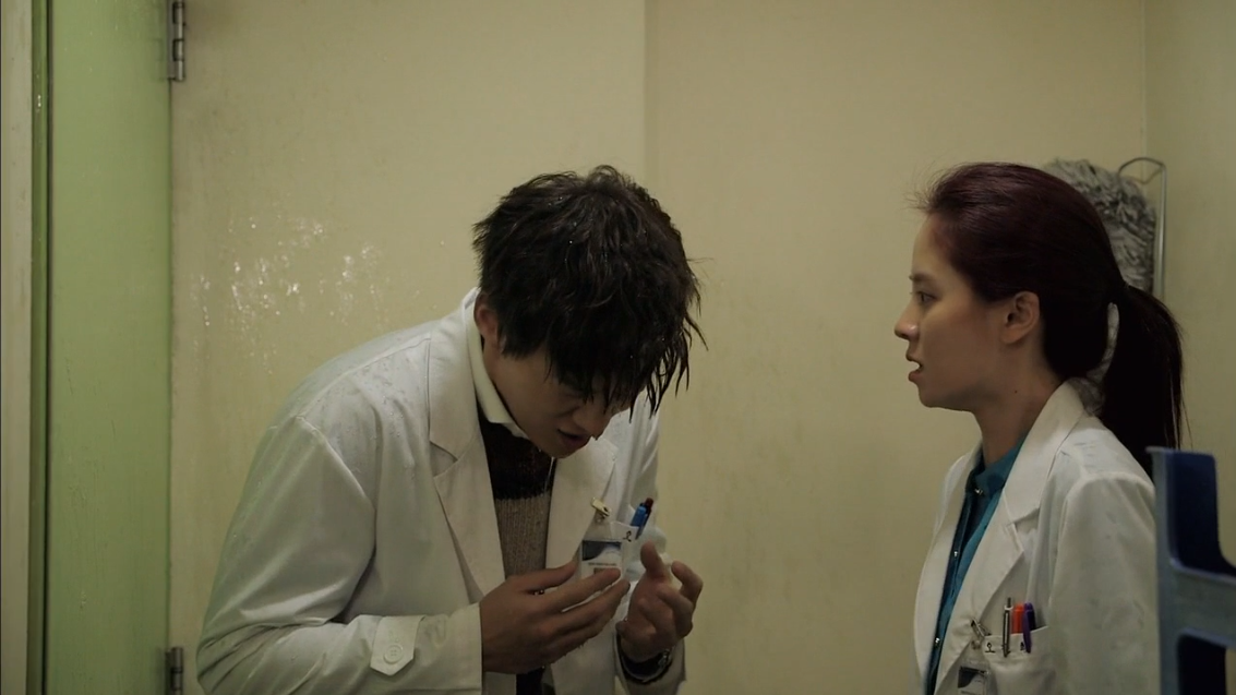 Hallyu Zombie Drama Review: Emergency Couple Episode 1-2 (2/4