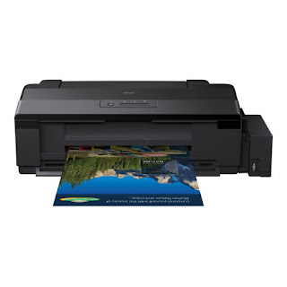 EPSON L-1800 Inkjet Driver Download and Review