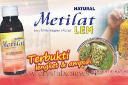 Metilat Plus (Perangkap Lalat Buah), Pengendali Hama
