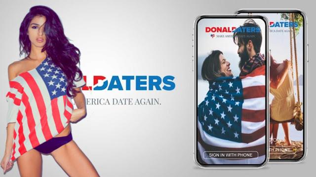 تحميل تطبيق الدردشة والتعارف المثير Donald Daters