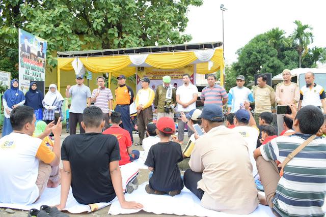 Gelar LT212, Kader dan Simpatisan Se Dapil 4 Menuju Siap Menangkan PKS