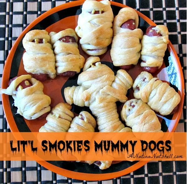 Mummy Hot Dogs - Featured