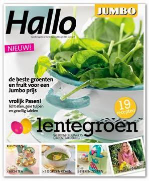 Hallo Jumbo magazine