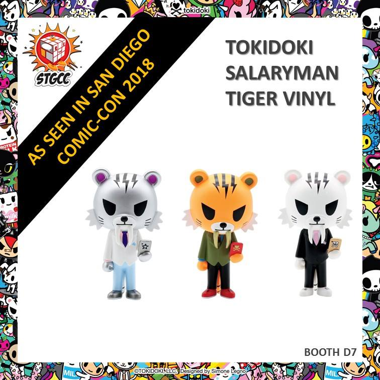 532a1e1ad Tokidoki from Action City at Singapore Toy, Game & Comic Con 2018 (Sept 8-9)