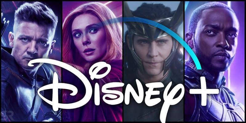 Serial Marvel di Disney Plus