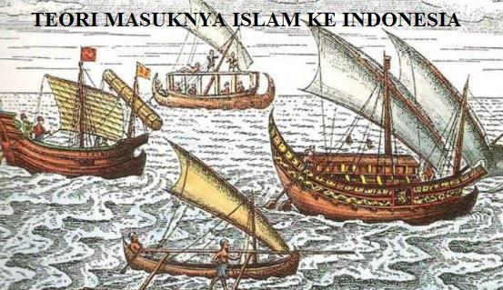 6 Teori Masuknya Islam Ke Nusantara, NO.1 Kok Dari Barat?