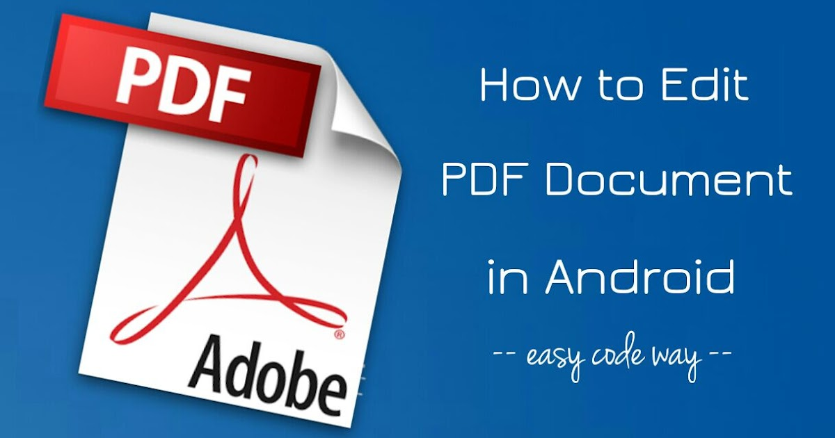 how to delete pdfs from android