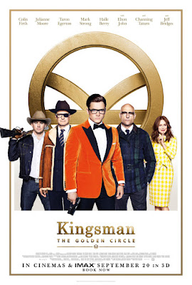 Kingsman: The Golden Circle 2017 Custom Latino