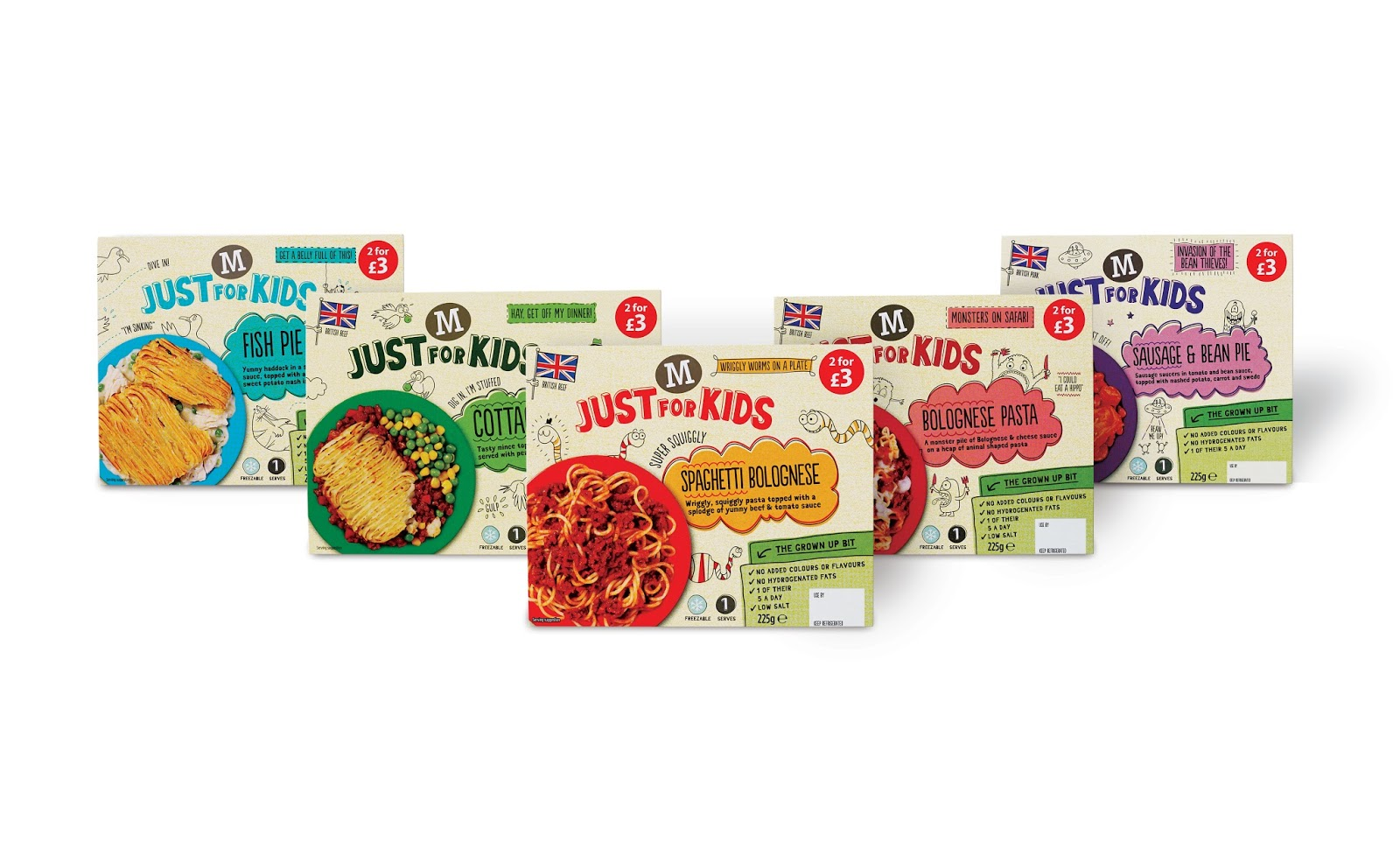 Childrens Packaging Design Ideas