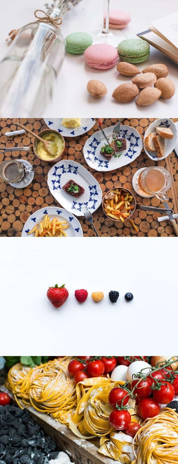 Fotografías de alimentos en alta resolución, gratuitas!