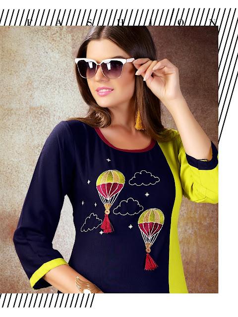 Banwery Mahira vol 1 daily wear kurtis Wholesaler