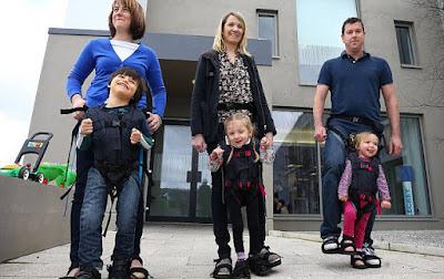 Buenas Noticias desde Israel. Miles de niños con discapacidad ya pueden caminar; Aplicación israelí puede diagnosticar el TDAH y mucho más.