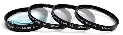 Filter lensa kamera DSLR