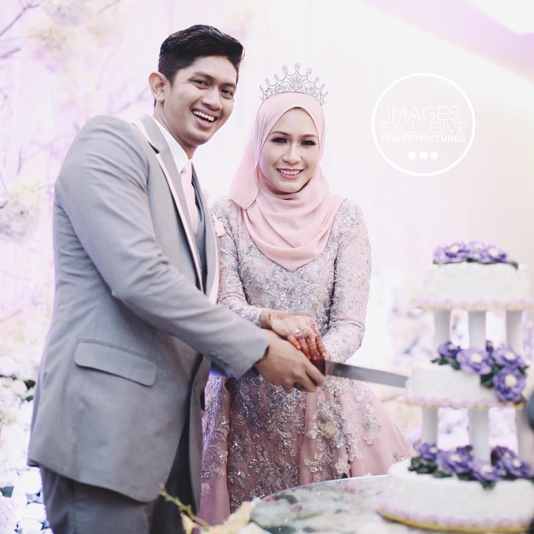 Sekitar Pernikahan & Resepsi Idzham Ismail (53 Gambar)