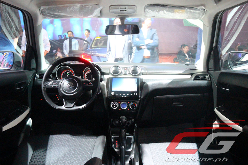 All-New 2018 Suzuki Swift Lands in the Philippines (w/ Specs, 23