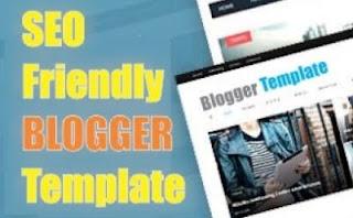 Template Blog SEO Friendly Terbaru 2019