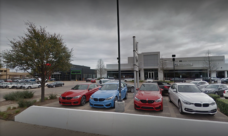 BMW of Dallas 6200 Lemmon Ave Dallas TX 75209