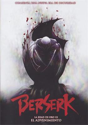 Berserk III El Advenimiento Femto