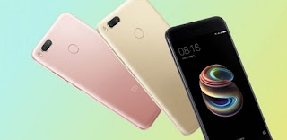 Peluncuran Smartphone Android One Xiomi Mi A1