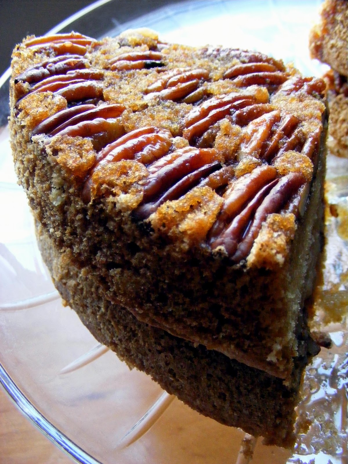 Brown Sugar Pecan Pound Cake Recipe