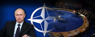 Η προδοσία του ΝΑΤΟ και το άλλοθι του Πούτιν