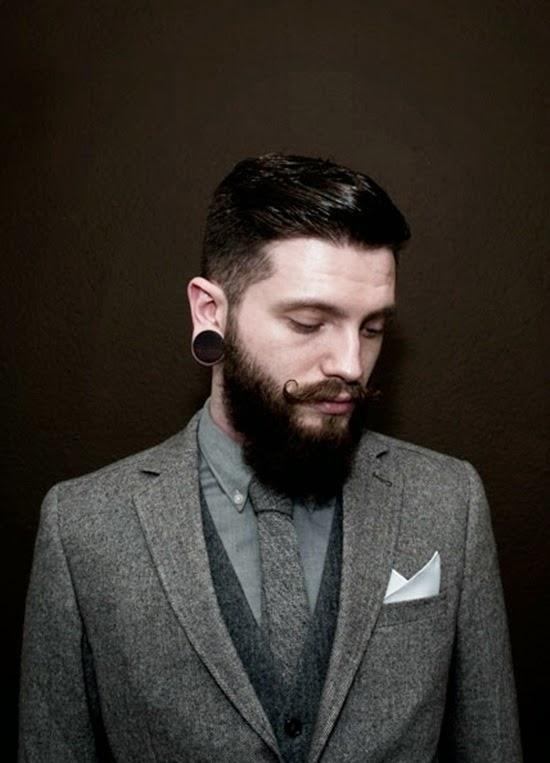 Fabulous 10 Cool Beard Styles For Men To Try In 2014 Short Hairstyles Gunalazisus