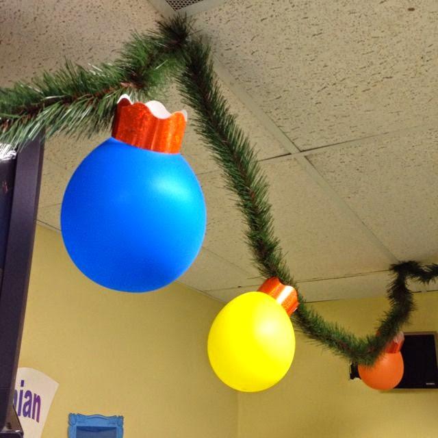 Fun 'N' Frolic: 5 DIY Balloon Decoration Ideas For Christmas