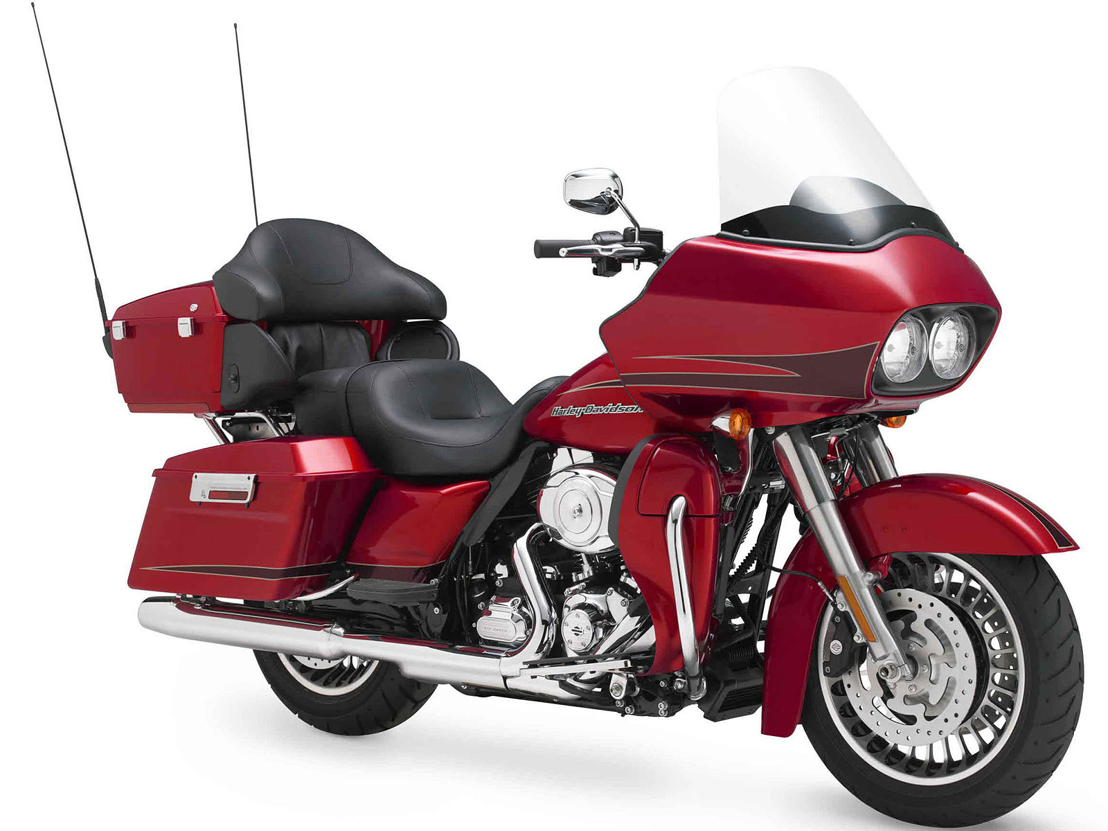 Road Glide Tour Pack
