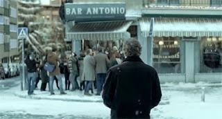 anuncio lotería de Navidad 2014 el bar de Antonio