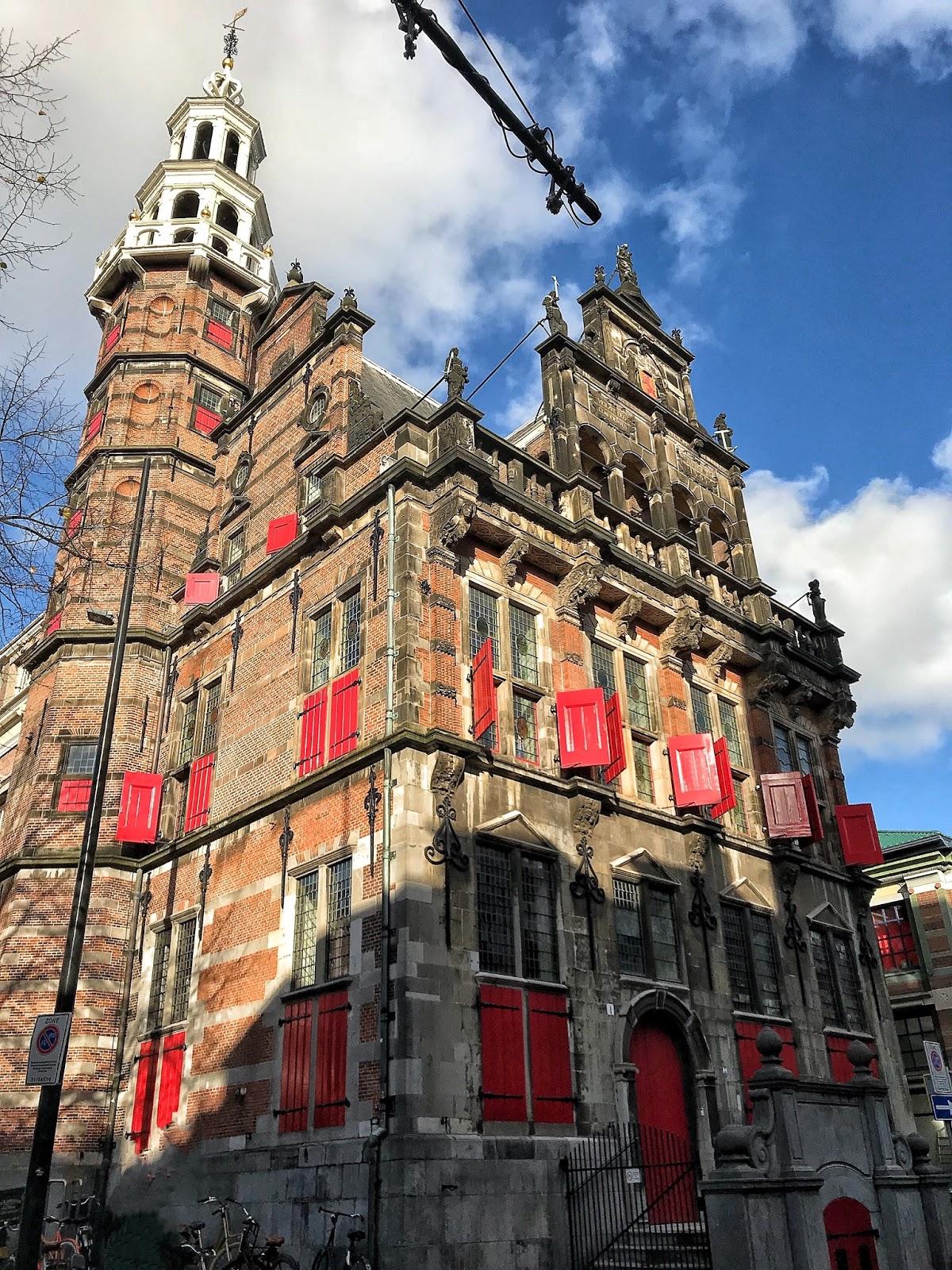 The Hague City Hall Netherlands