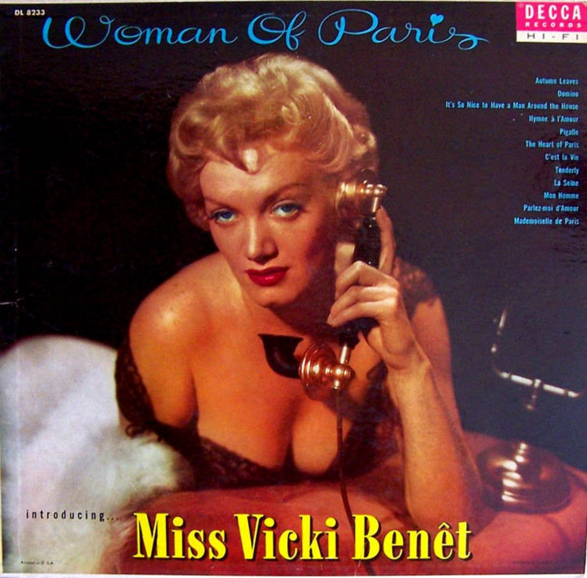 Boobs On The Cover 30 Sexy Vintage Album Covers From