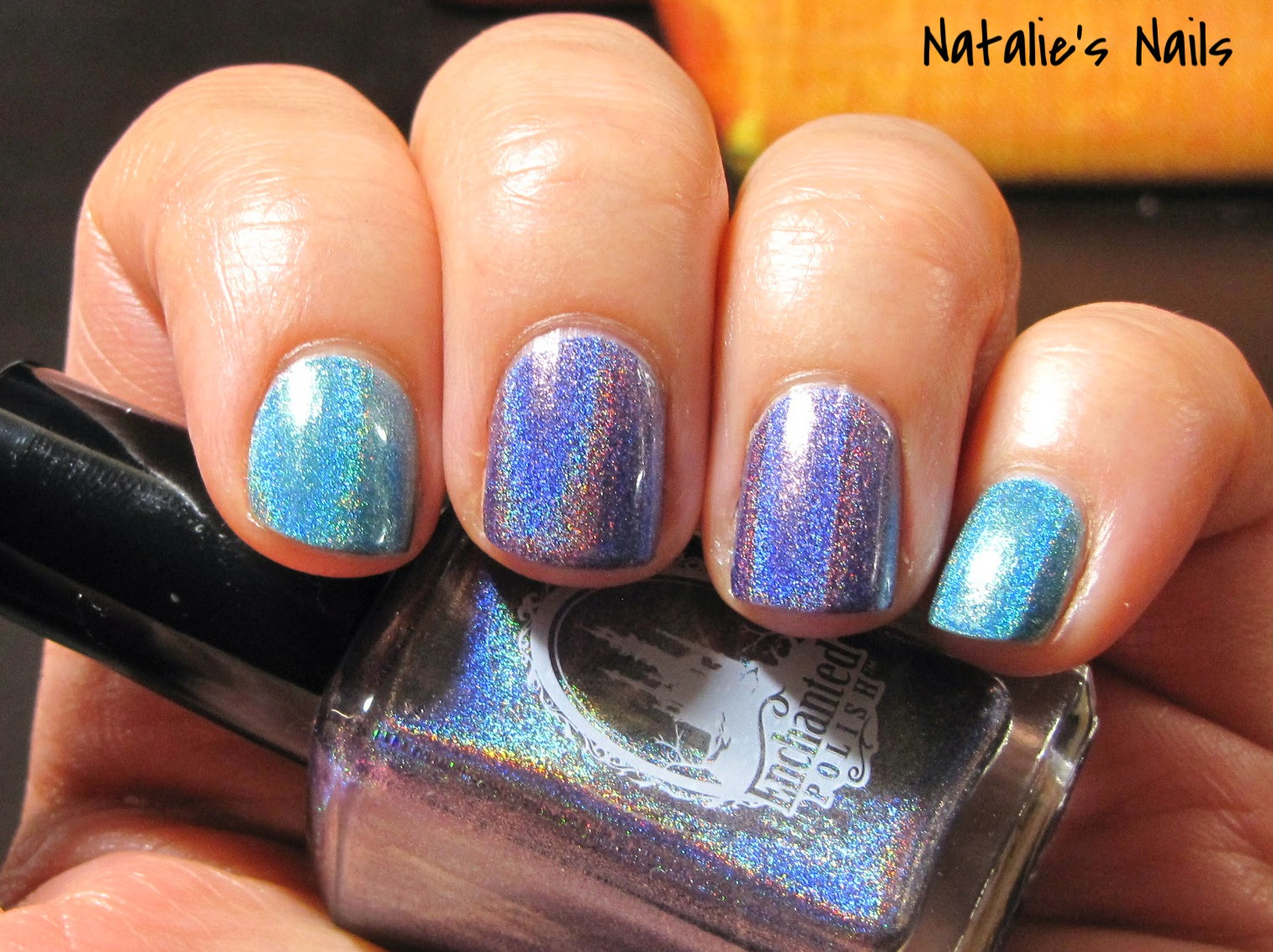 Would rather keep - Enchanted Polish Dream On - Only will ...  Enchanted Polish Keep Watch