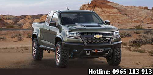 Giá xe Chevrolet Colorado hai phong