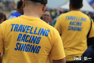 Assa Racing Team, Traveling - Racing - Singing