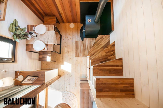 Ostara Baluchon tiny house