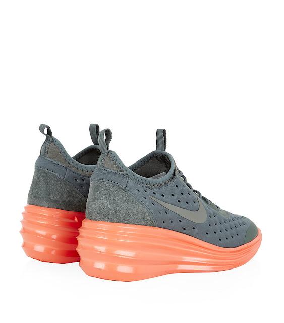 brand new c25de 649a0 Wmns Nike Lunar Elite Sky Hi Dark Green Colorway  Dark Green Turf Orange  Product Code  631376-308. Price   130