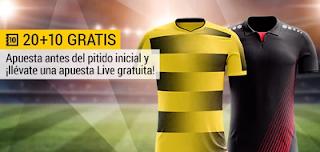 bwin promocion Dortmund vs Leverkusen 21 abril