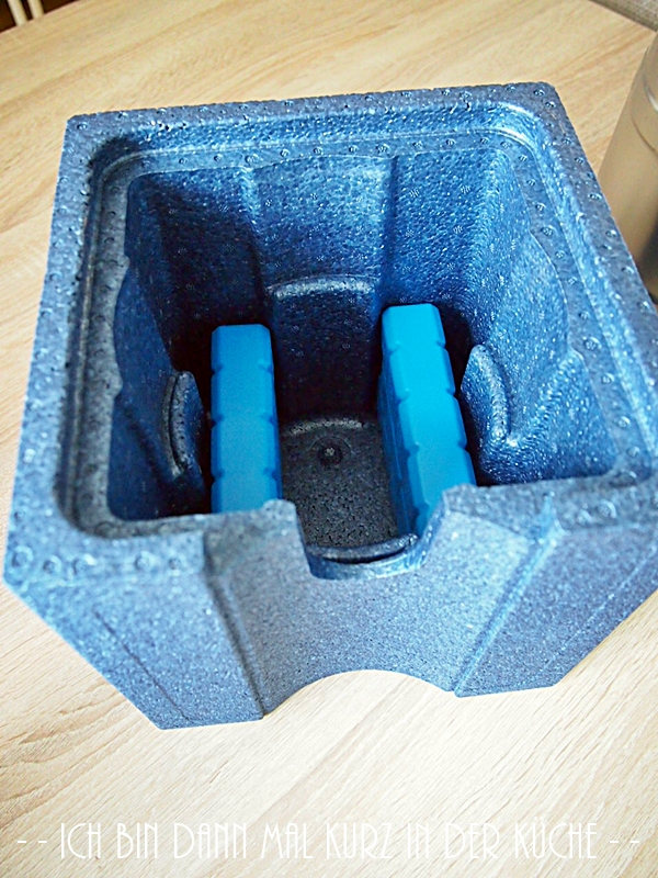 Drinks&Co.} Cooling Cubes | Ich bin dann mal kurz in der Küche ...