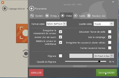 تفعيل برنامج  Icecream Screen Recorder 4.87 لتصوير  شاشة الحاسوب