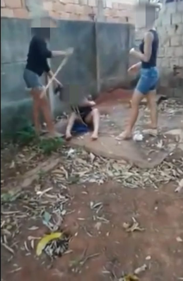Nude Brazilian Girls Videos