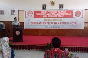 PGK Dan Universitas 45 Mataram Gelar Dialog Kebangsaan Sukseskan Pemilu 2019
