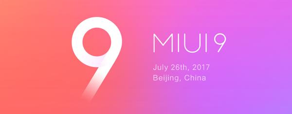 Jadwal Rilis dan Daftar Perangkat yang Mendapatkan Update MIUI 9