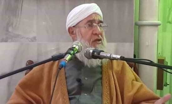 """تشييع جثمان الشيخ  فتحي صافي الذي """"أضحك السوريين وجمعهم"""" فيديو"""