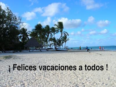 Cerrado por vacaciones, playa Punta cana, republica dominicana, vuelta al mundo, round the world, La vuelta al mundo de Asun y Ricardo, mundoporlibre.com