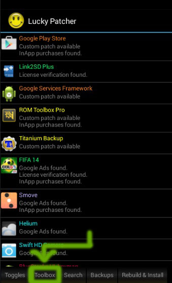 modded lucky patcher apk