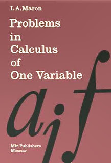 Calculus for IIT JEE by I.A.Maron