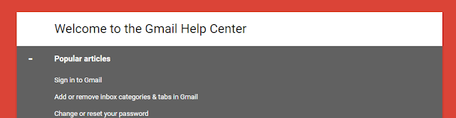 Gmail Help Center