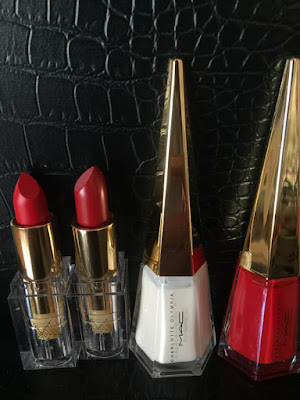 M.A.C Cosmetics x Charlotte Olympia