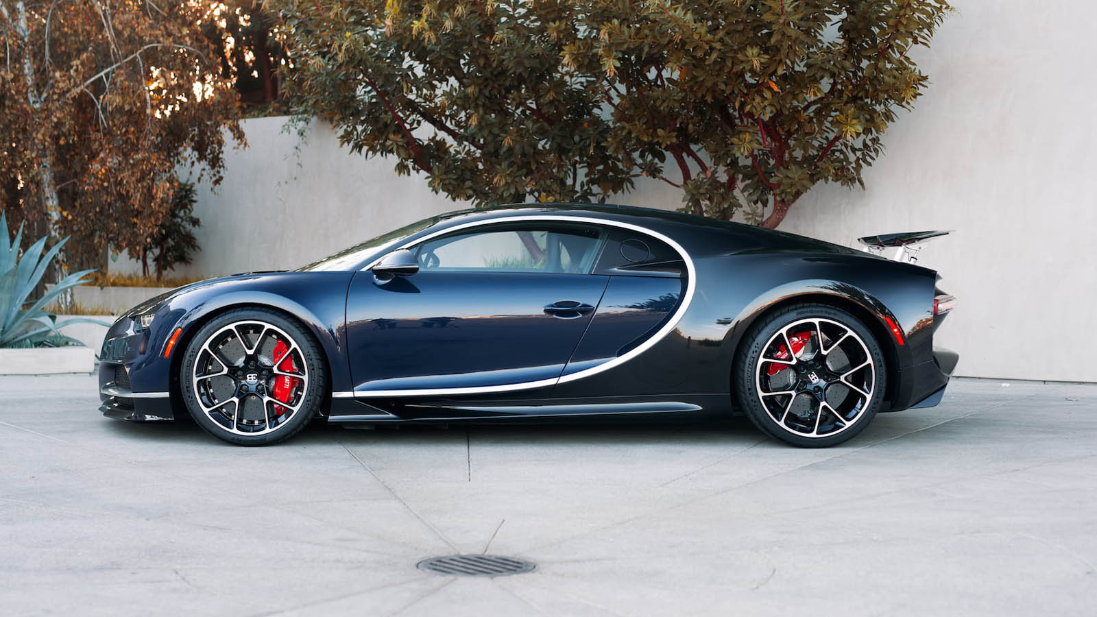 Want A Bugatti Chiron This One S Coming Up For Auction In
